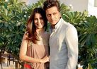Genelia D'souza supports Riteish Deshmukh's film at Mumbai Film