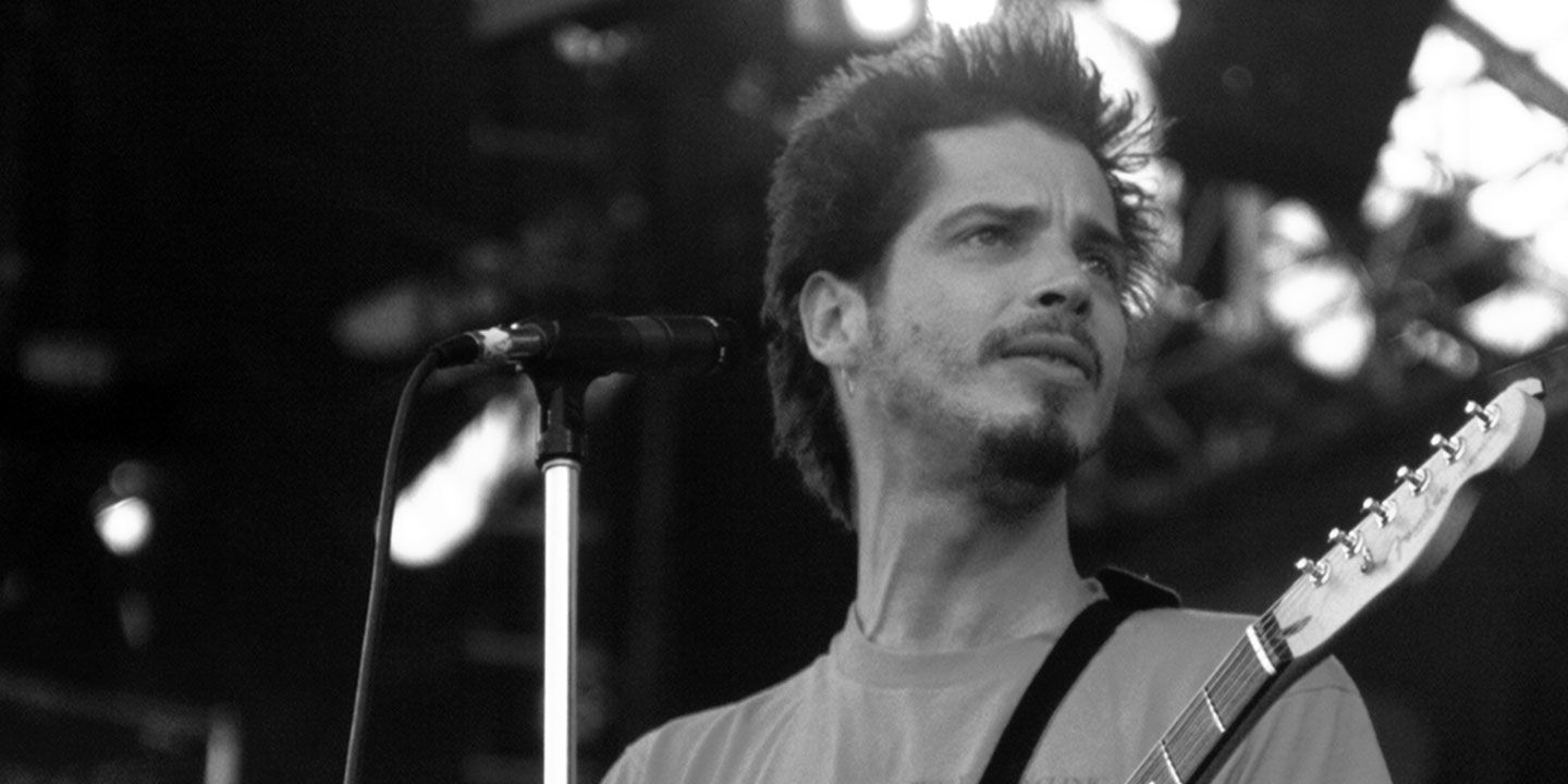 Chris Cornell, Searching for Solitude - Pitchfork