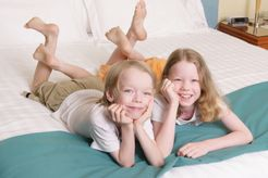 Should siblings share bedrooms?