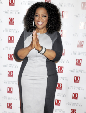 Oprah Nervous Breakdown