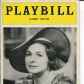 Ingrid Bergman Brenda Forbes The Constant Wife 1975 Opening Night