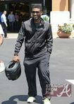 EXCLUSIVE! Usher Moves Forward With Custody Battle Against Tameka