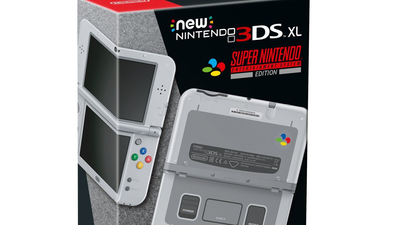 Nintendo's amazing SNES-styled 3DS is sadly only coming to Europe