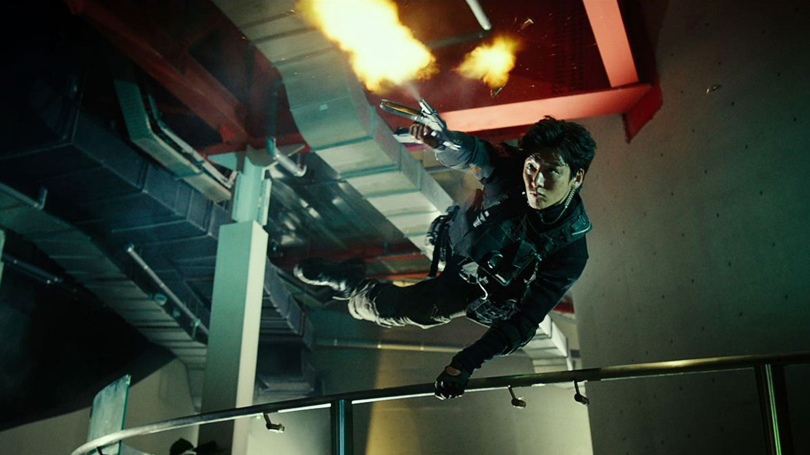 South Korean action film Fabricated City is perfect for Inception fans