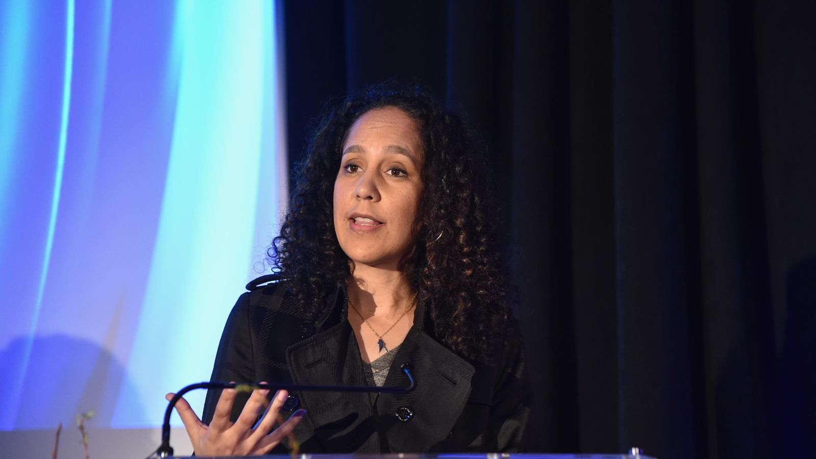 Gina Prince-Bythewood billed as the first woman of color to direct a superhero movie