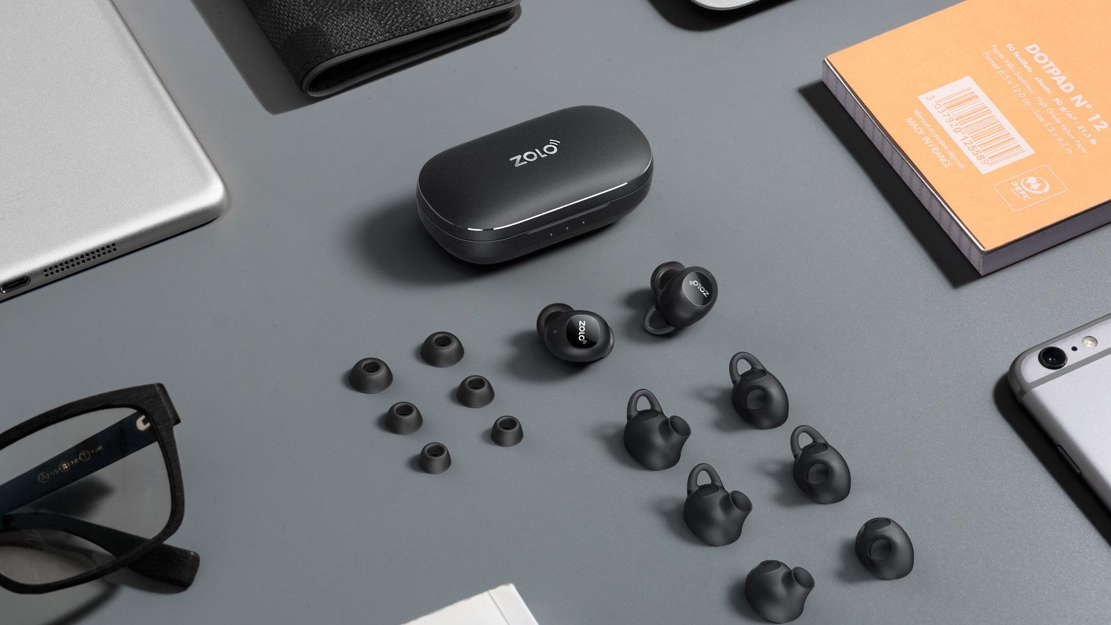 Anker is launching a Kickstarter campaign for its new line of wireless earbuds