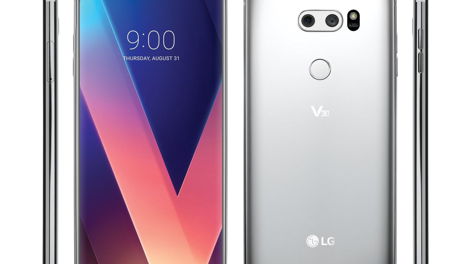 The LG V30 has me more excited than the new iPhone