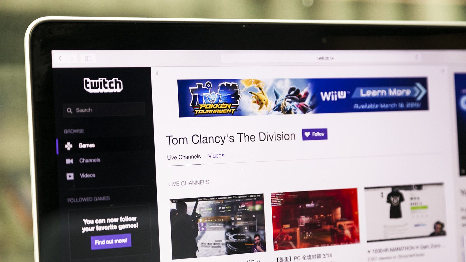 Twitch and Blizzard sign a deal to bring big e-sports events to the streaming service