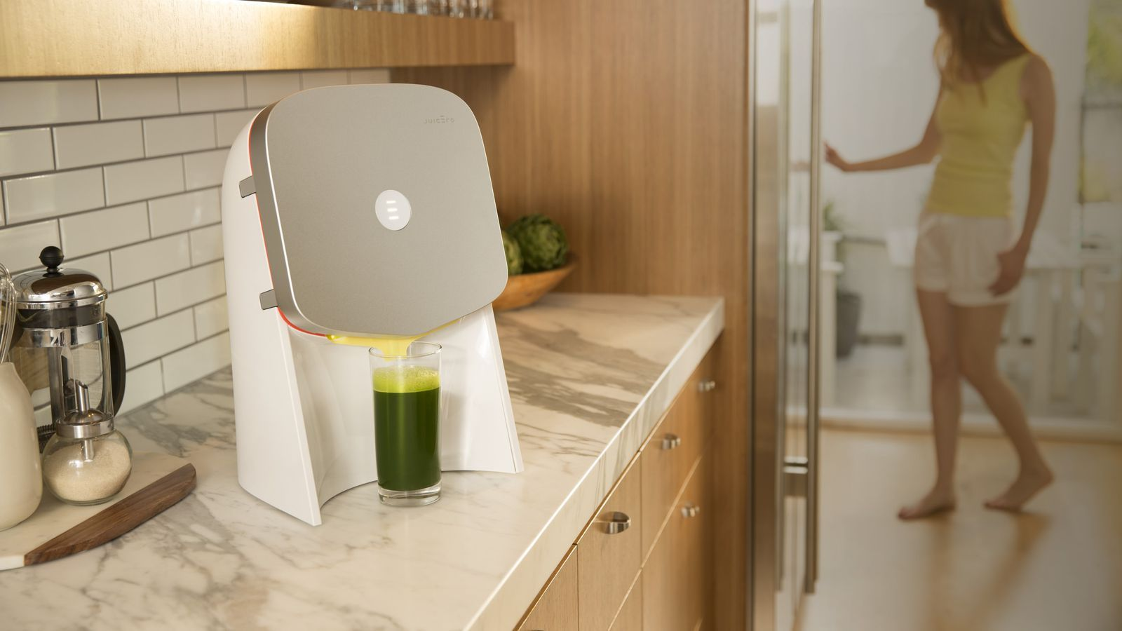 Juicero offering refunds to all customers after people realize $400 juicer is totally unnecessary