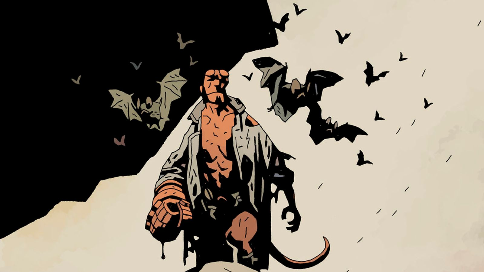 A rebooted Hellboy is the final nail in the coffin for Guillermo del Toro's third film
