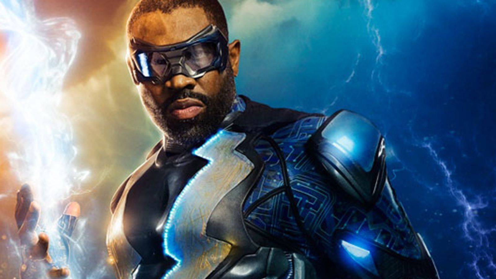 Watch the first action-packed trailer for Black Lightning, The CW's new superhero show
