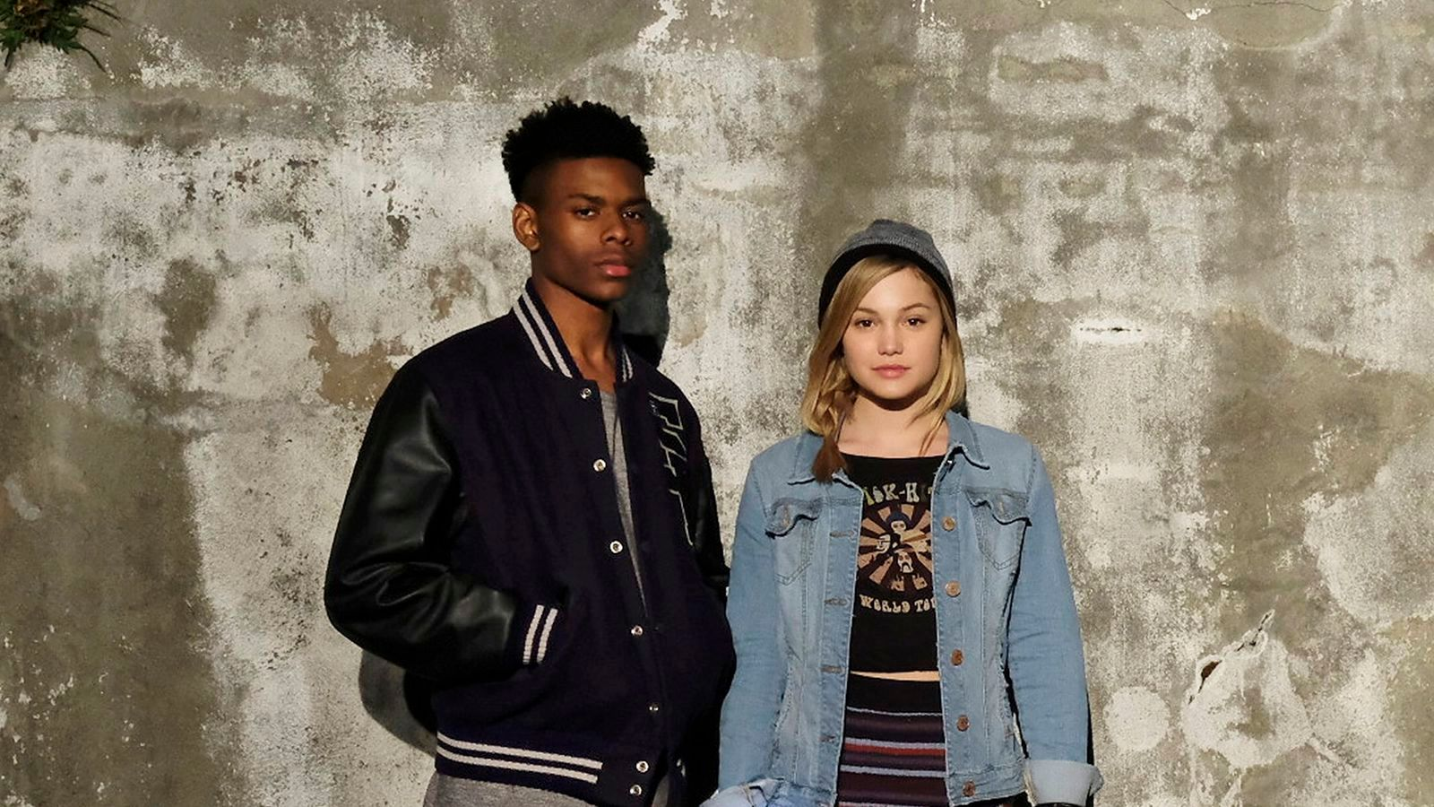 The first trailer for Marvel's Cloak & Dagger is all about romance and teen angst