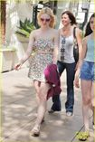 elle dakota fanning casual weekend 07  Elle Dakota � Photo, Picture