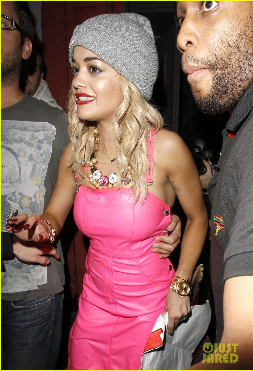 Rita Ora In London England