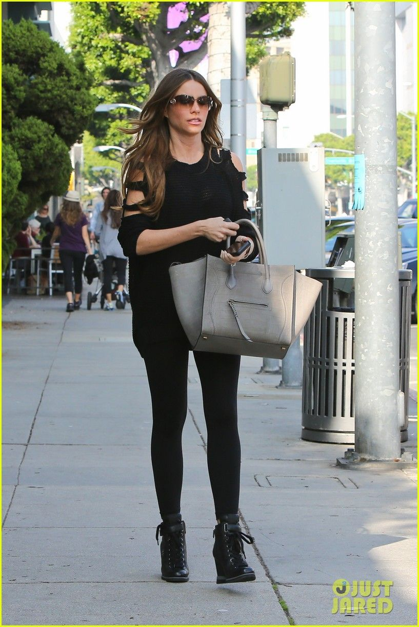 Sofia Vergara U2013 Out And About In Beverly Hills