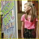 Hannelius is Crushing on 'Dog With A Blog'