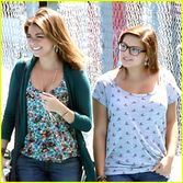 Ariel Winter: 'Modern Family' Filming | Ariel Winter, Sarah Hyland