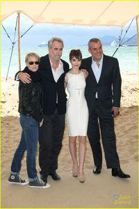 Full Sized Photo of sami gayle congress cannes 13 | Sami Gayle: 'The