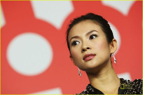 Ziyi Zhang is Forever Enthralled | zhang ziyi forever enthralled 28