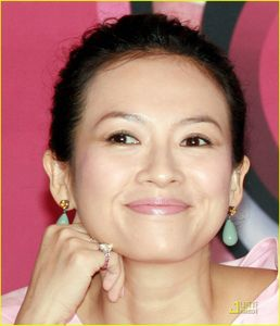 Ziyi Zhang Brings Sophie's Revenge To South Korea | Zhang Ziyi Photos
