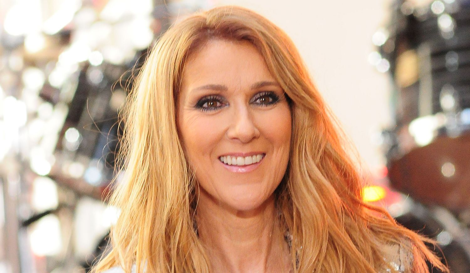 Celine Dion Shares Adorable Family Photo from the Holidays! - Just Jared