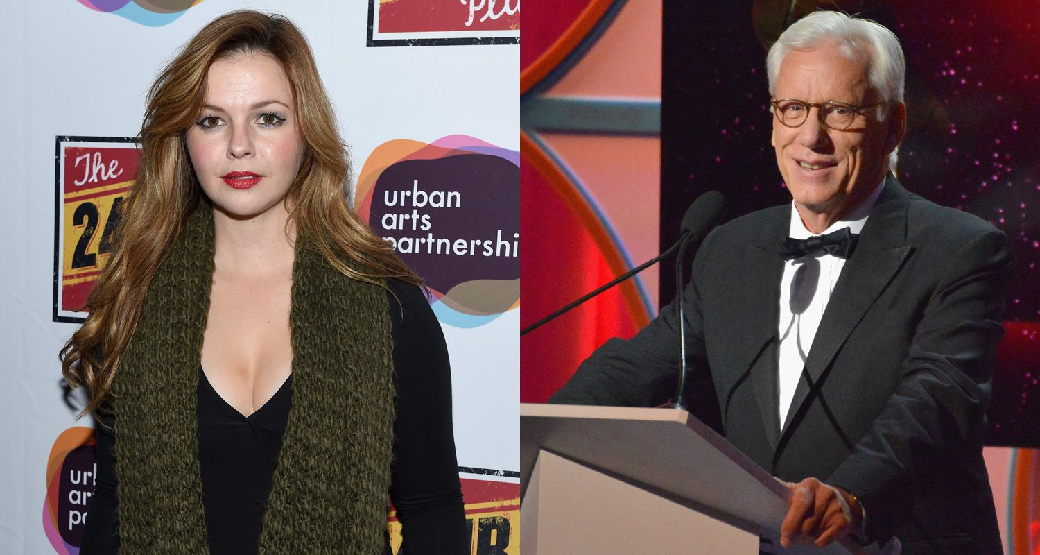 Amber Tamblyn Pens Op-Ed on Sexual Harassment After James Woods Exchange - Just Jared