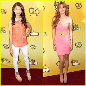 Bella Thorne & Zendaya 'Let It Shine' | Bella Thorne, Shake It Up