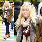 Dakota Fanning: �The Motel Life� To Screen at Rome Film Festival