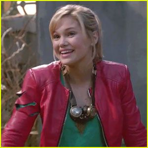 Olivia Holt: 'Fearless' Video – Watch Now! | Olivia Holt | Just
