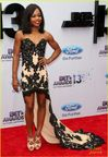 Gabby Douglas: Young Stars Award Winner at BET Awards 2013!