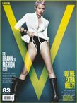 Miley Cyrus Talks Liam Hemsworth Relationship with 'V' Magazine