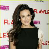 Demi Moore Is Flawless In London | Demi Moore Flawless London 08