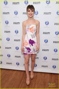 Full Sized Photo of sami gayle variety studio cannes 01 | Sami Gayle
