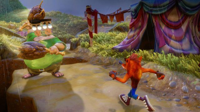 Crash Bandicoot N. Sane Trilogy Hands-On Preview - ComingSoon.net