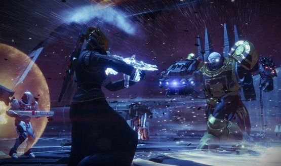 Destiny 2 30fps on PS4, PS4 Pro & Xbox One