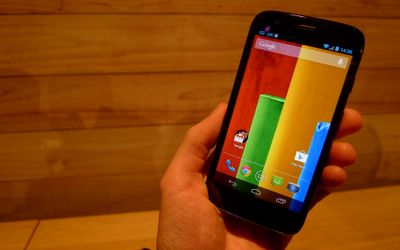 Moto G now available unlocked ...