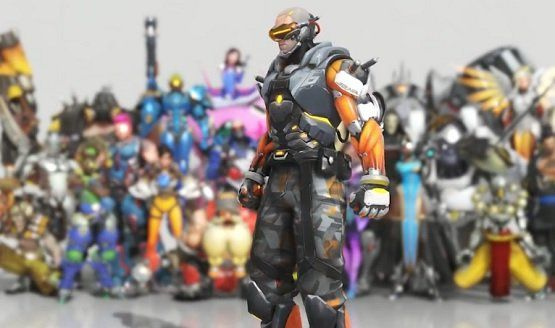 Overwatch Anniversary Event Skins and Voice Lines Teased