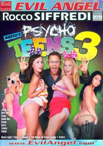 Rocco's Psycho Teens 3 Porn Movie | Evil Angel Adult DVDs @ Adult DVD