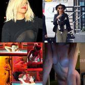 : naga gwiazda Glee, piersi Rihanny, c�rka Beyonce czy Selena Gomez