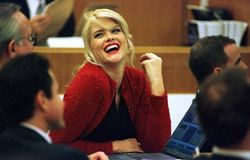 during a break monday oct 2 2000 in anna nicole smith sex scenes
