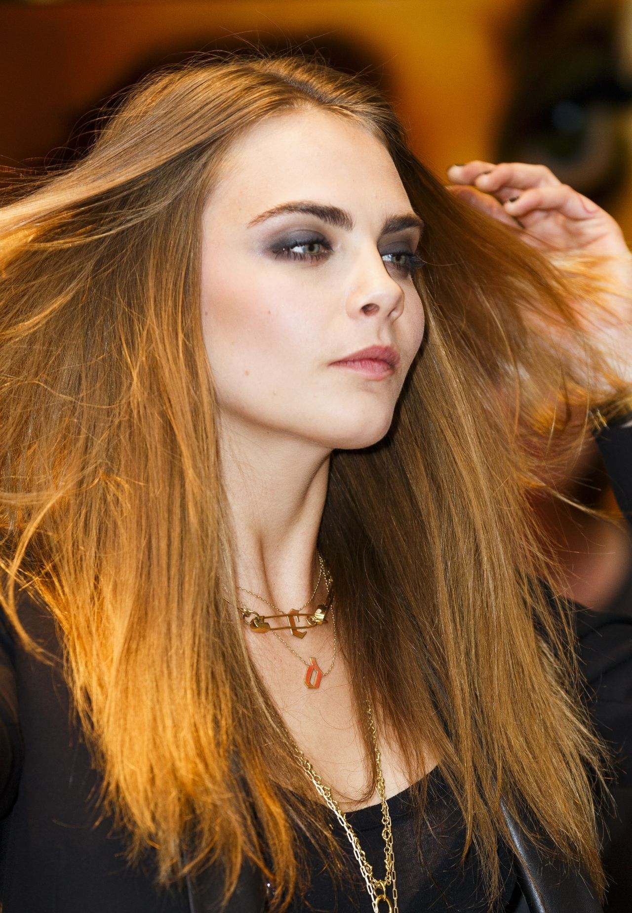 Cara Delevingne Style U2013 Ysl Loves Your Lips Launch In London