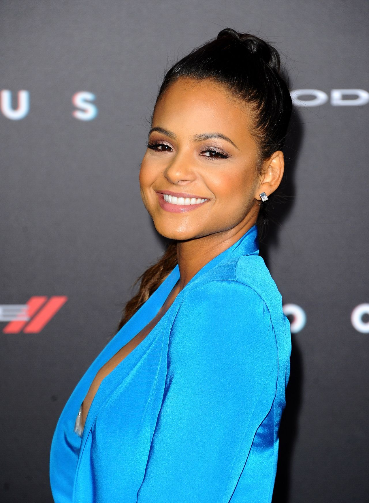 Christina Milian U2013 Focus Movie Premiere In Los Angeles