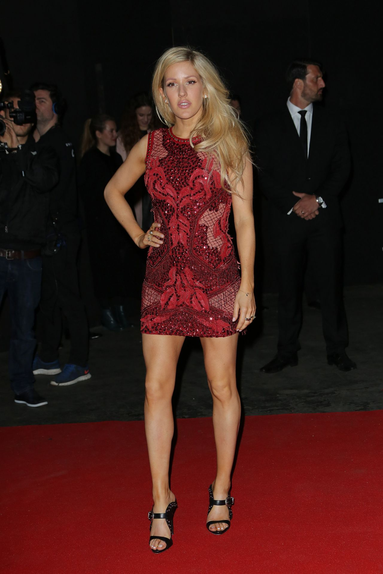 Ellie Goulding U2013 2015 Universal Music Brits Party In London
