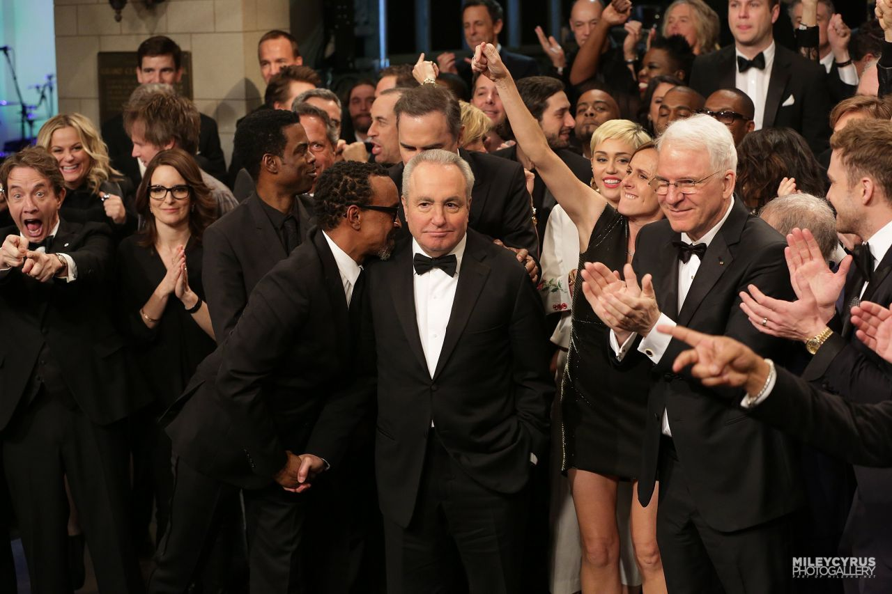 Miley Cyrus U2013 Saturday Night Live 40th Anniversary Special