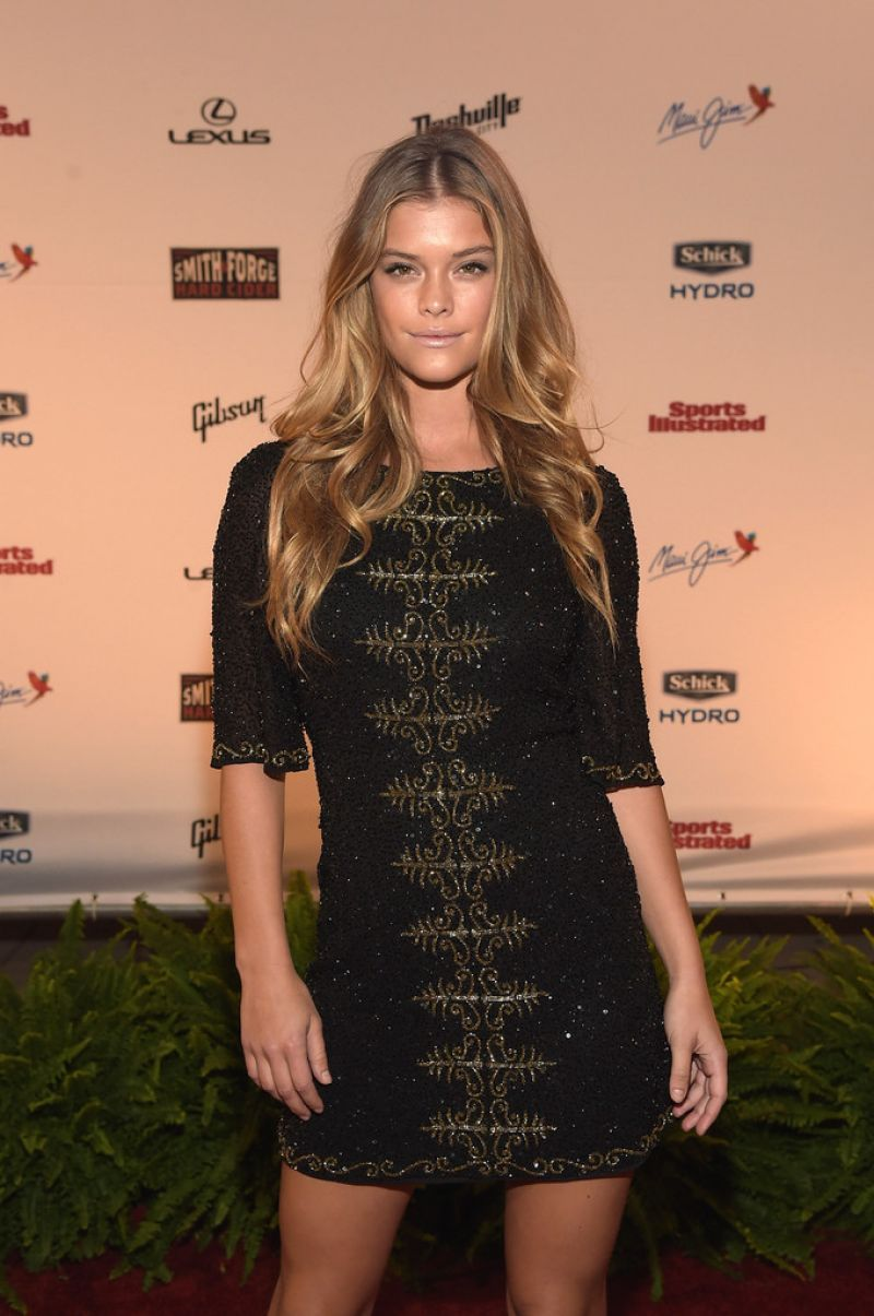 Nina Agdal U2013 Si Swim 2015 Event In Nashville