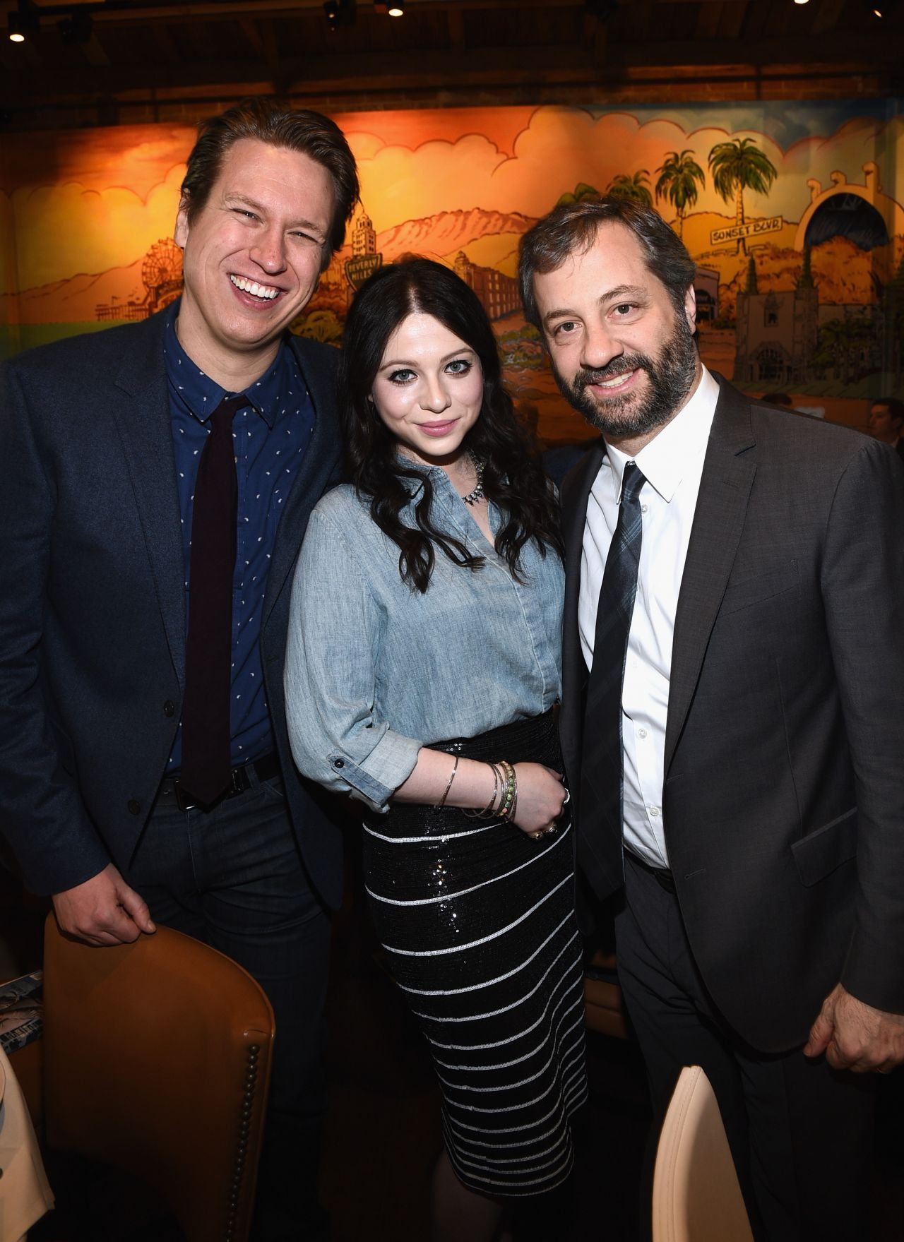 Michelle Trachtenberg U2013 Inaugural Los Angeles Fatherhood Lunch Benefit In Beverly Hills