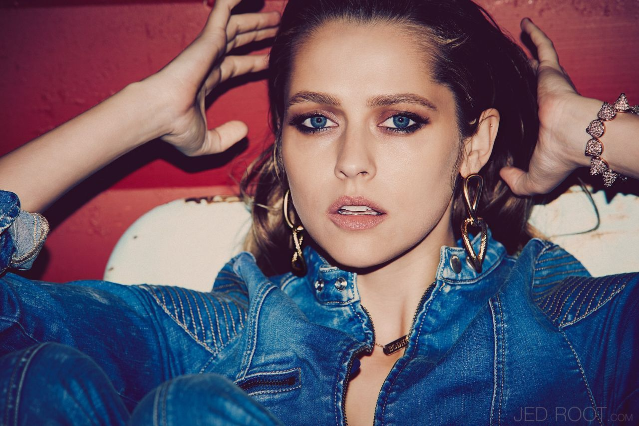 Teresa Palmer U2013 Vs Magazine March 2015 Issue