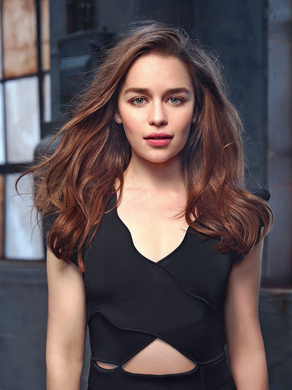 Emilia Clarke U2013 Photoshoot For Io Donna Magazine July 2015