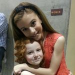 Francesca Capaldi And G Hannelius Have Fun At The Kids Choice Awards