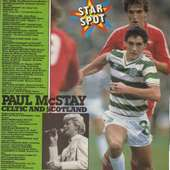 The Bhoy In The Picture – Paul McStay | The Celtic Underground